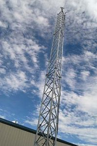 KWMV Tower Antenna