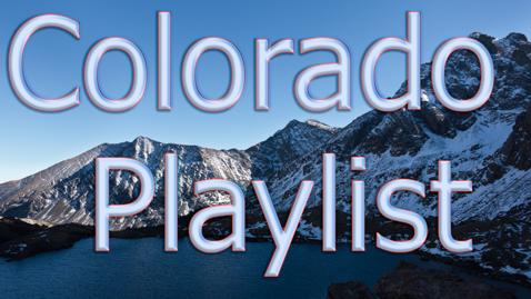Colorado Playlist