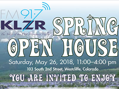 Spring Open House !!!