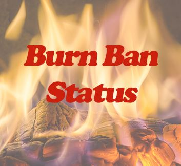 Current Fire Ban Information