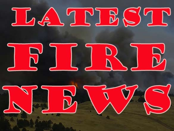 up to date fire information