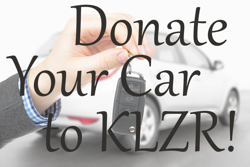 Another way to support KLZR!