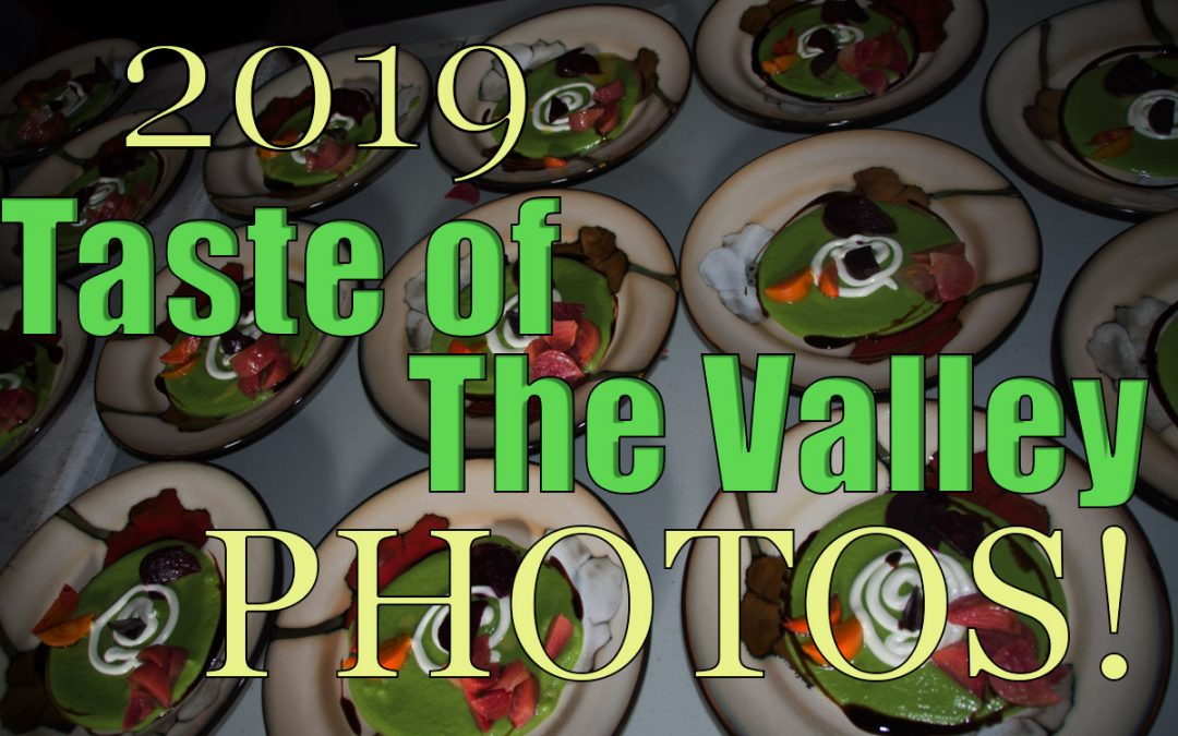 10th Annual Taste of The Valley PHOTOS