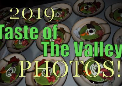 10th Annual Taste of The Valley, June 2019