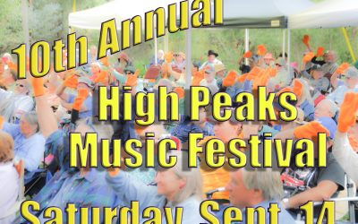 10th Annual High Peaks Music Festival