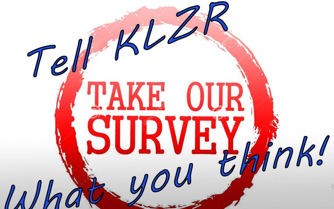 KLZR Community Survey