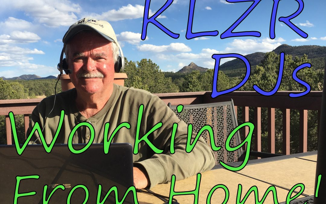 "KLZR DJs ""Working From Home"""